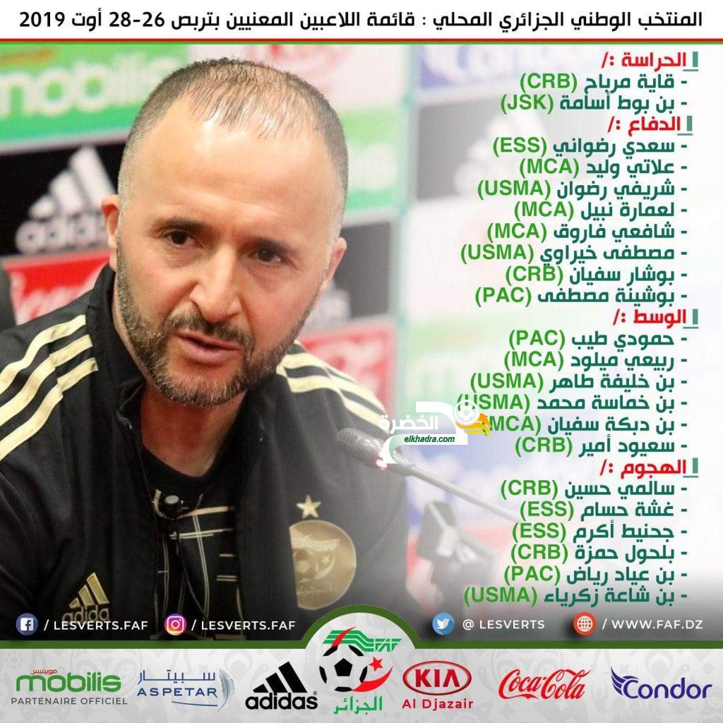 المنتخب الوطني .. قائمة اللاعبين المعنيين بتربص المحليين تحضيرا لمواجعة المغرب 25