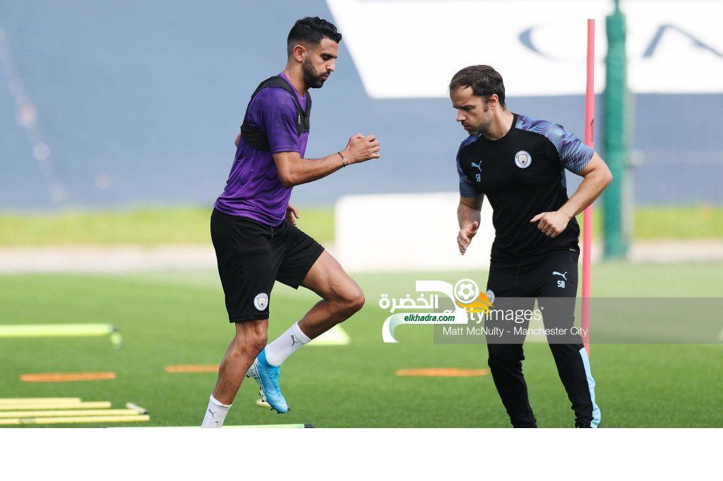 غوارديولا : رياض محرز قادر على المشاركة ضد ليفربول 25