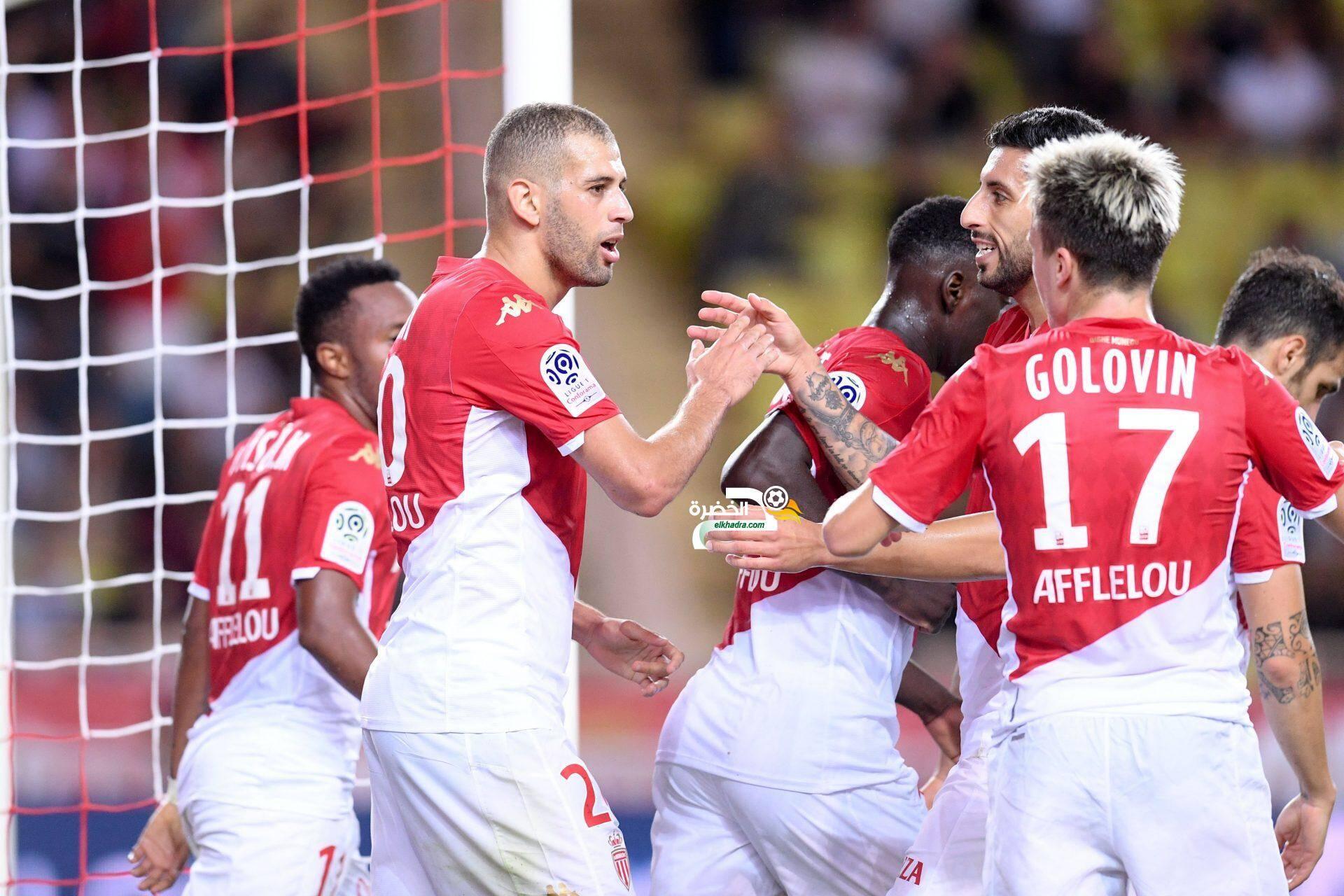 إسلام سليماني أفضل لاعب في الدوري الفرنسي لشهر سبتمبر 24