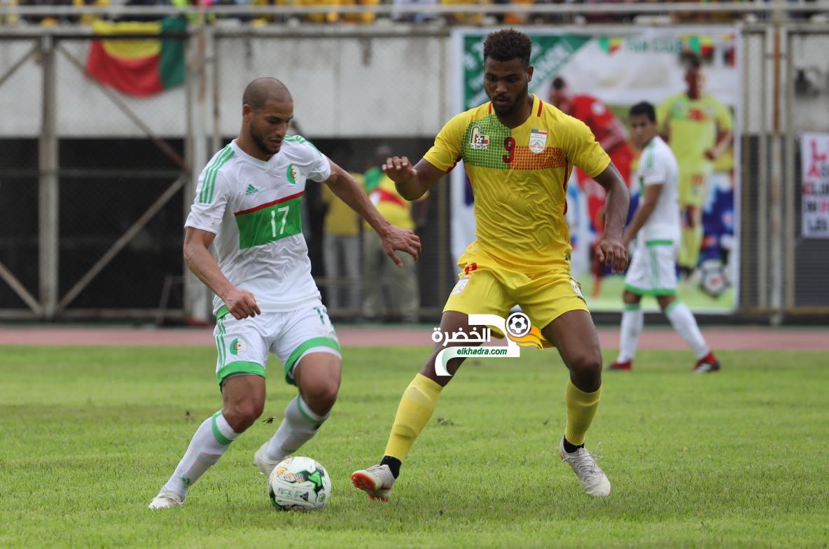 مباراة الجزائر والبنين رسميا في ملعب 5 جويلية 29