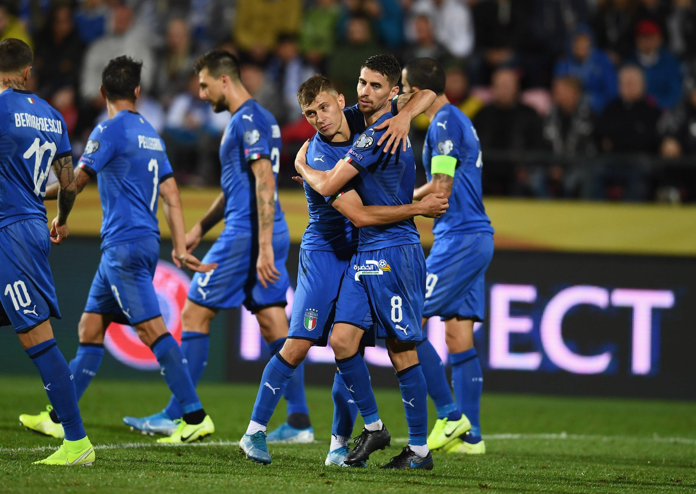 المنتخب الإيطالي يعود بالفوز من فنلندا في تصفيات يورو 2020 24