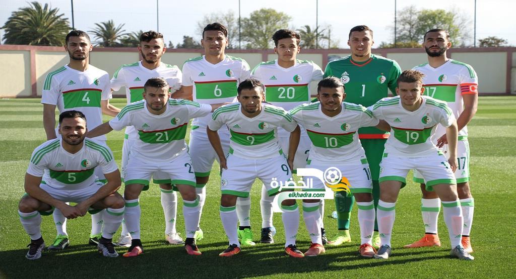 كأس العرب .. افضل تحضير للخضر قبل الكان والمونديال 1