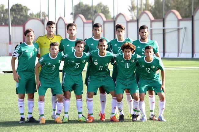 المنتخب الجزائري تحت 20 عاما يواجه السنغال وديا 24