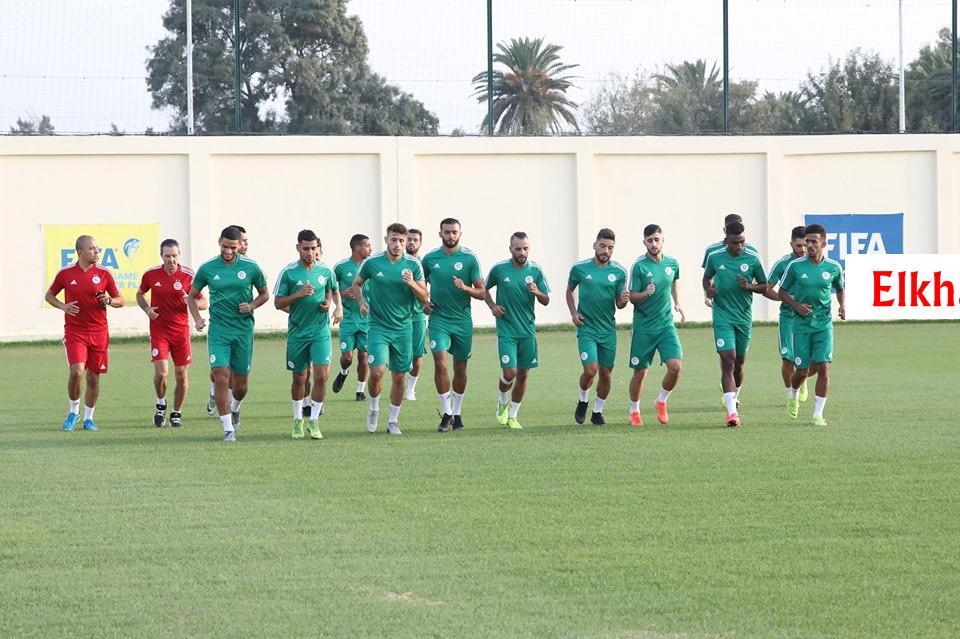 باتيلي : المنتخب الجزائري جاهز للإطاحة بالمنتخب المغربي 24
