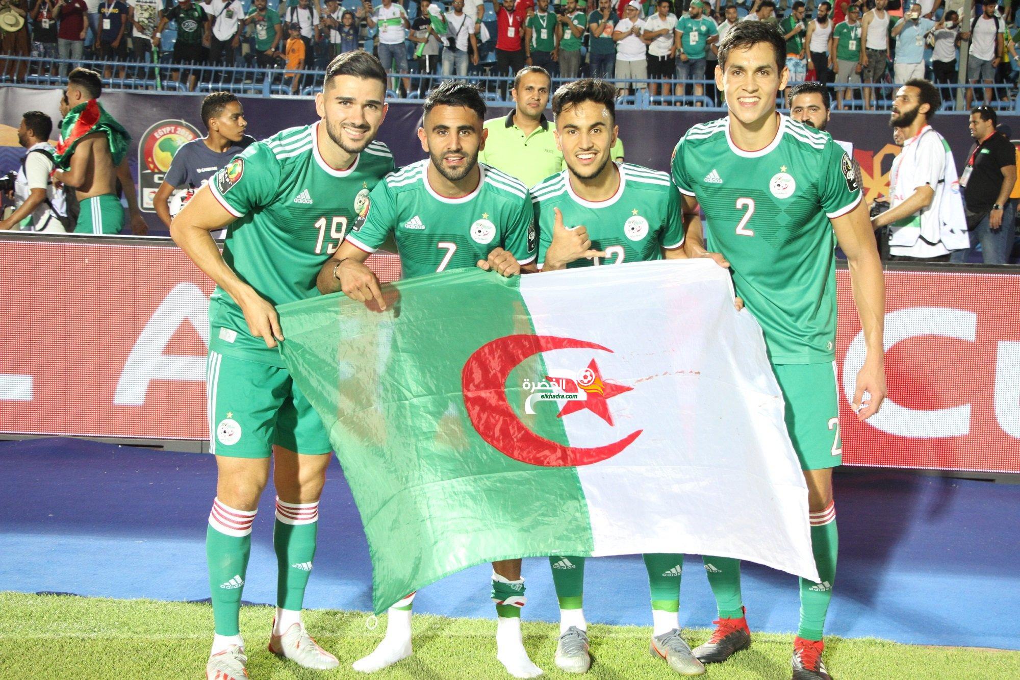 المنتخب الوطني : برنامج تقديم حفل الكأس وتكريم حليش 24