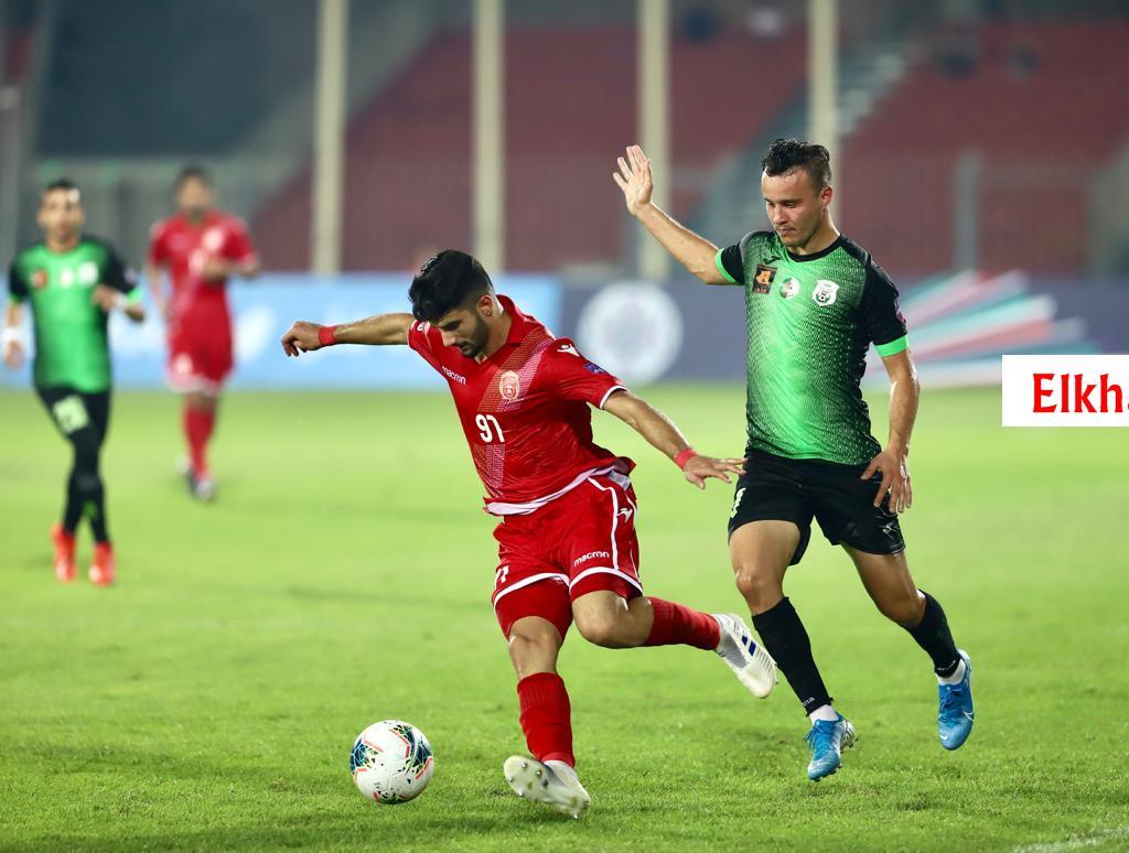 شباب قسنطينة ينهزم امام المحرق البحريني ويقصى من البطولة العربية 27