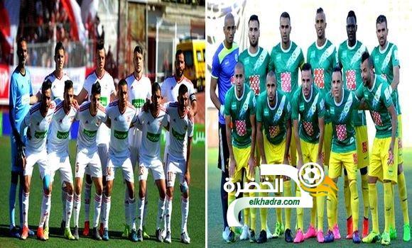 الرابطة الأولى: شبيبة القبائل - شباب بلوزداد قمة الجولة الخامسة 24