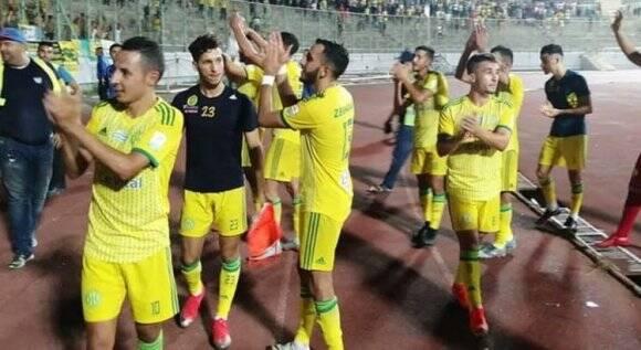 شبيبة القبائل يحقق فوز ثمين على نادي حورويا كوناكري 24