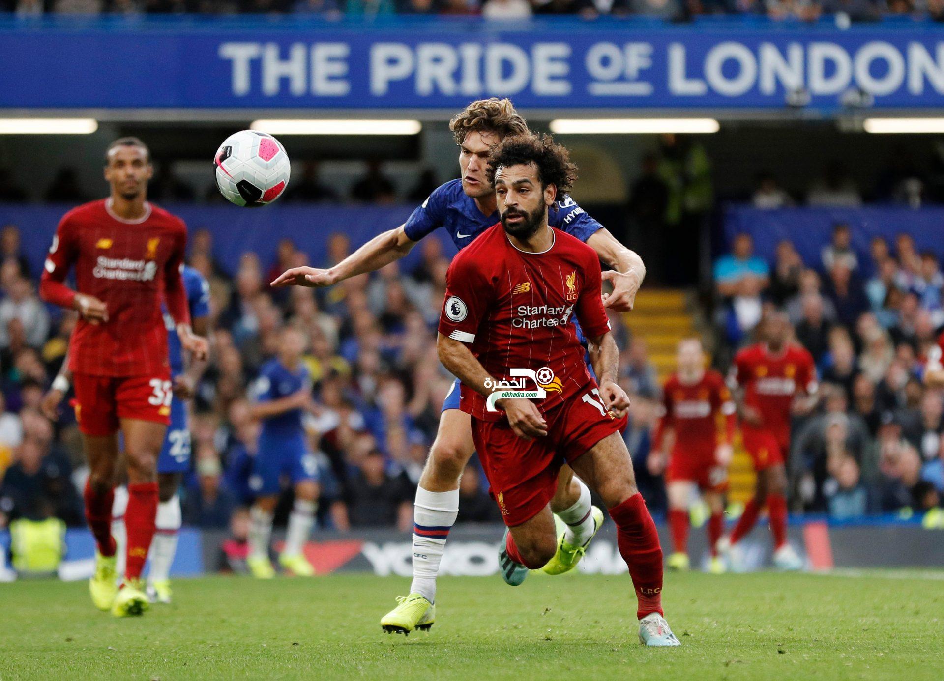 ليفربول يواصل إنتصاراته ويفوز خارج ملعبه على تشيلسي 24