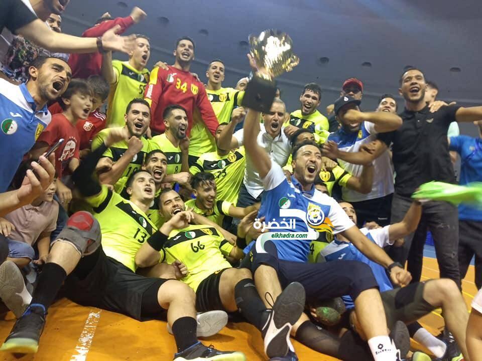 نادي برج بوعريريج يتوج بكأس السوبر الجزائري لكرة اليد للرجال 24