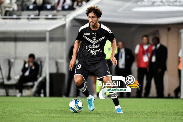 ياسين عدلي يوقع ثنائية مع بوردو 23