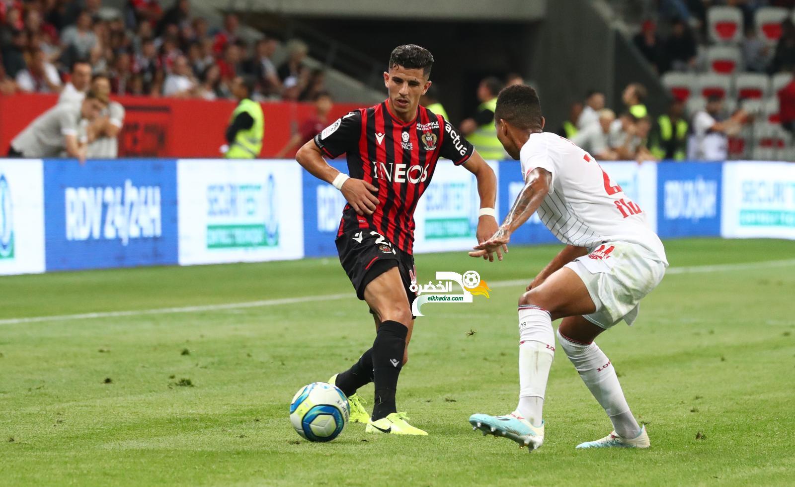 يوسف عطال في تشكيلة الأسبوع بالدوري الفرنسي حسب l'équipe 24