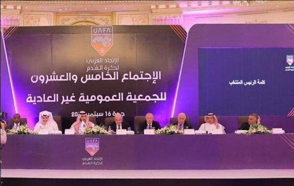 الأمير السعودي عبدالعزيز بن تركي رئيسًا للاتحاد العربي لكرة القدم 30