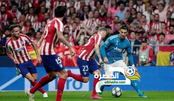 أتلتيكو مدريد يُخطف تعادلاً مثيرا من يوفنتوس في الوقت القاتل 32