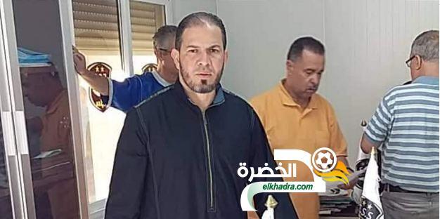 فهد حلفاية يقترب من تولي رئاسة وفاق سطيف 24