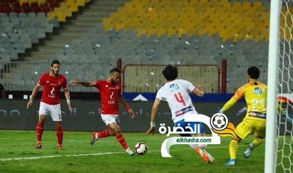 الأهلي يتوج بكأس السوبر المصري بعد فوز مثير أمام الزمالك 18