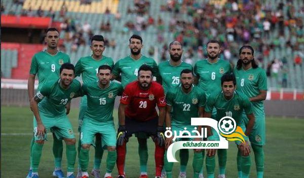 الشرطة العراقي يتأهل الى الدور ثمن النهائي من البطولة العربية 20