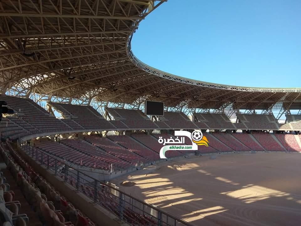 اخر صور ملعب وهران الجديد 25