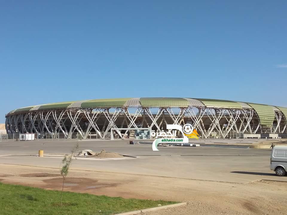 اخر صور ملعب وهران الجديد 27