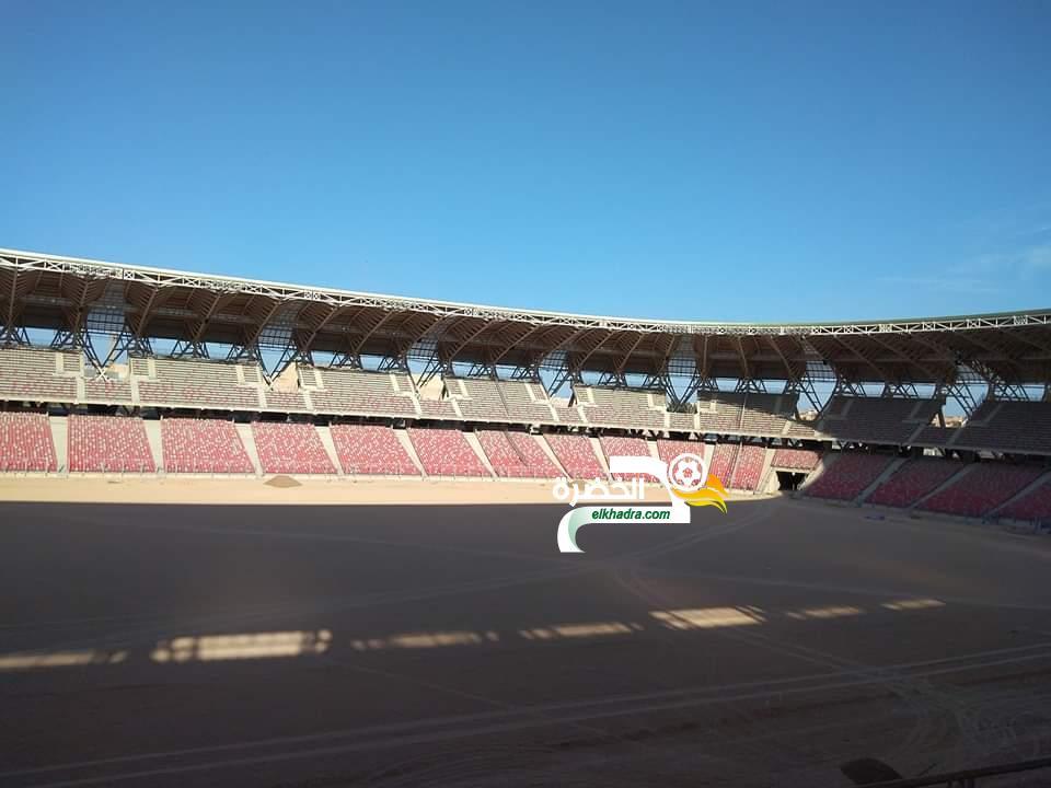 اخر صور ملعب وهران الجديد 24