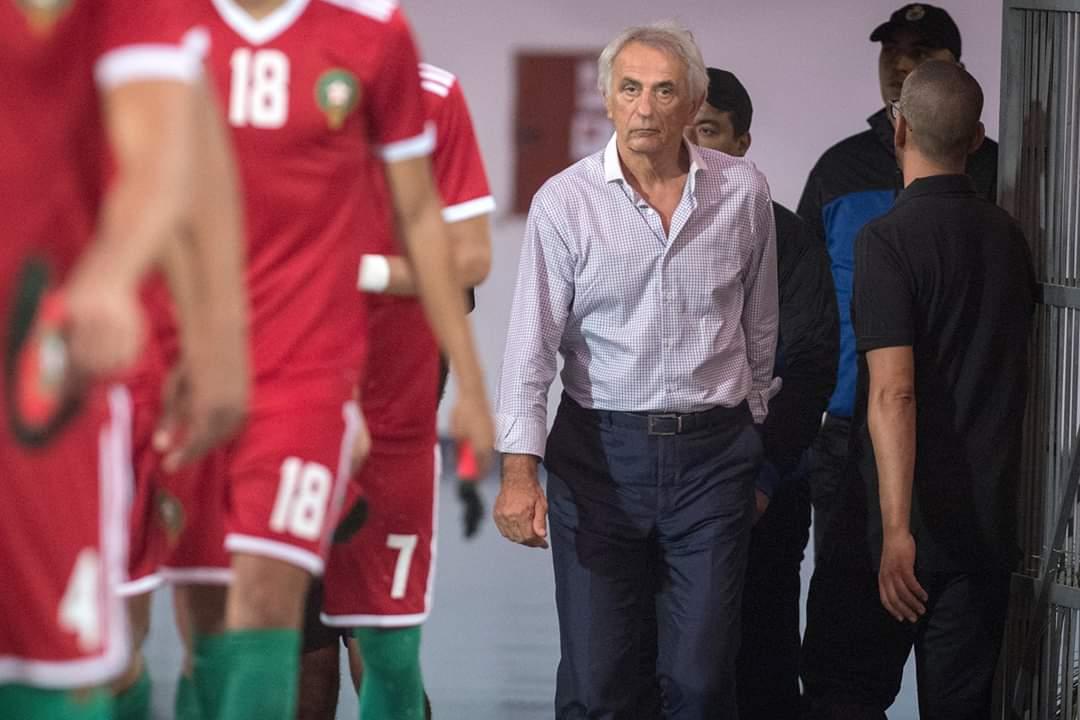 المنتخب المغربي يحقق فوزه الأول بقيادة حليلوزيتش وديا على النيجر 23