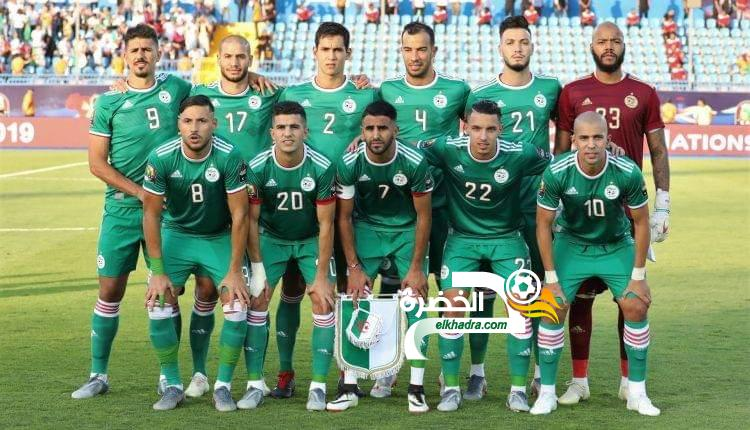 هولندا تطلب مواجهة المنتخب الجزائري وديا 32