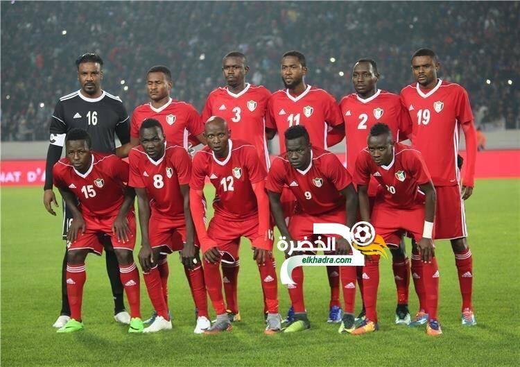 منتخب السودان يفوز على التشاد في تصفيات كاس العالم 2022 25
