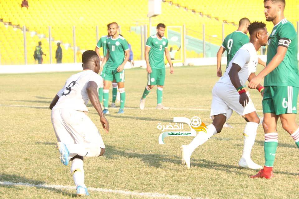 القنوات الناقلة و توقيت مباراة الجزائر و غانا اقل من 23 سنة 24