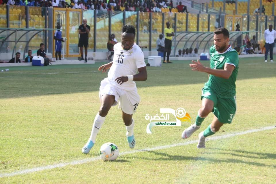 الخضر لتجاوز غانا في سطيف والمشاركة في كأس أمم أفريقيا تحت 23 عامًا 24