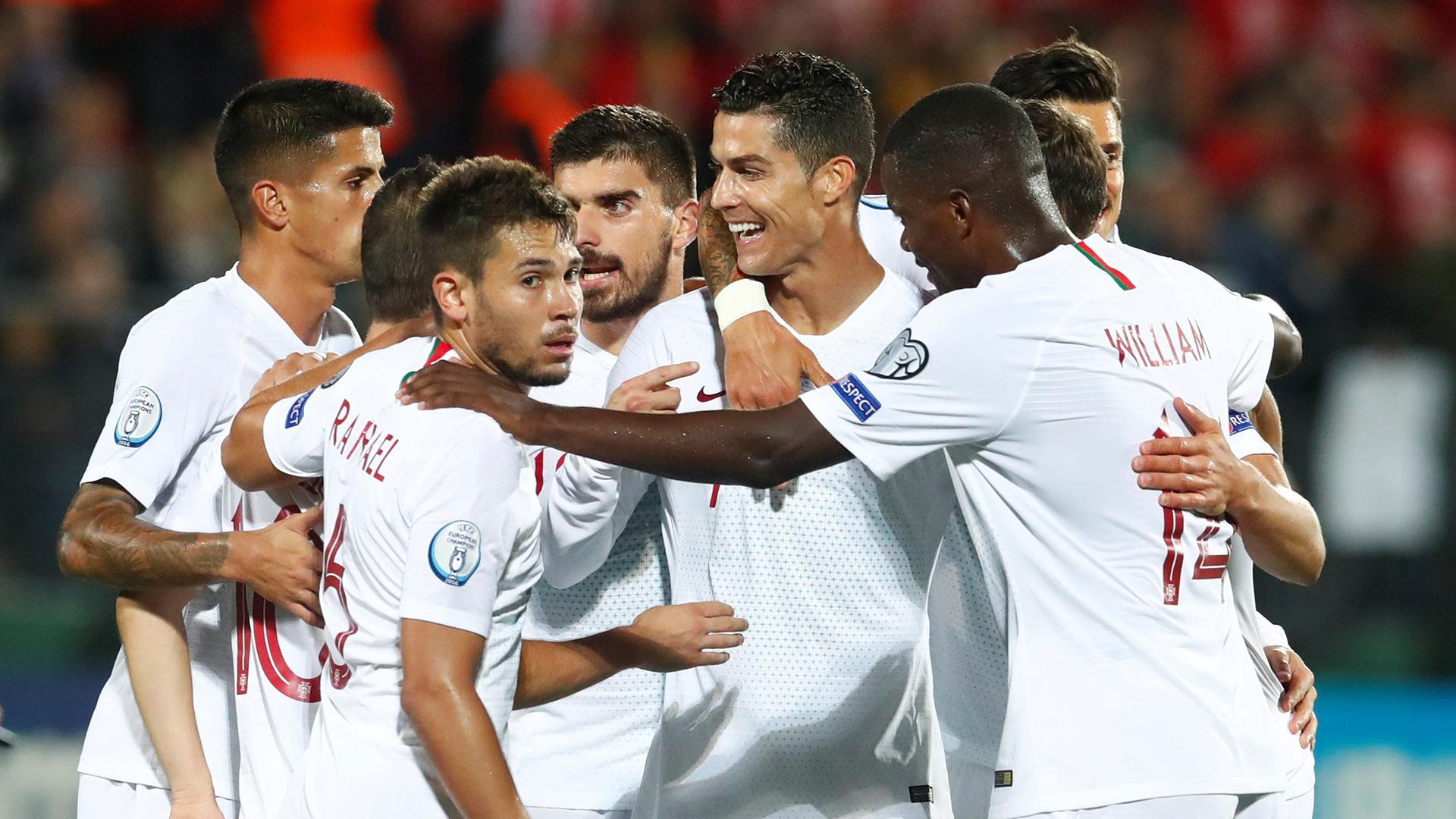 تصفيات يورو 2020 : البرتغال بطلة أوروبا تعود بفوز كبير من ليتوانيا 24