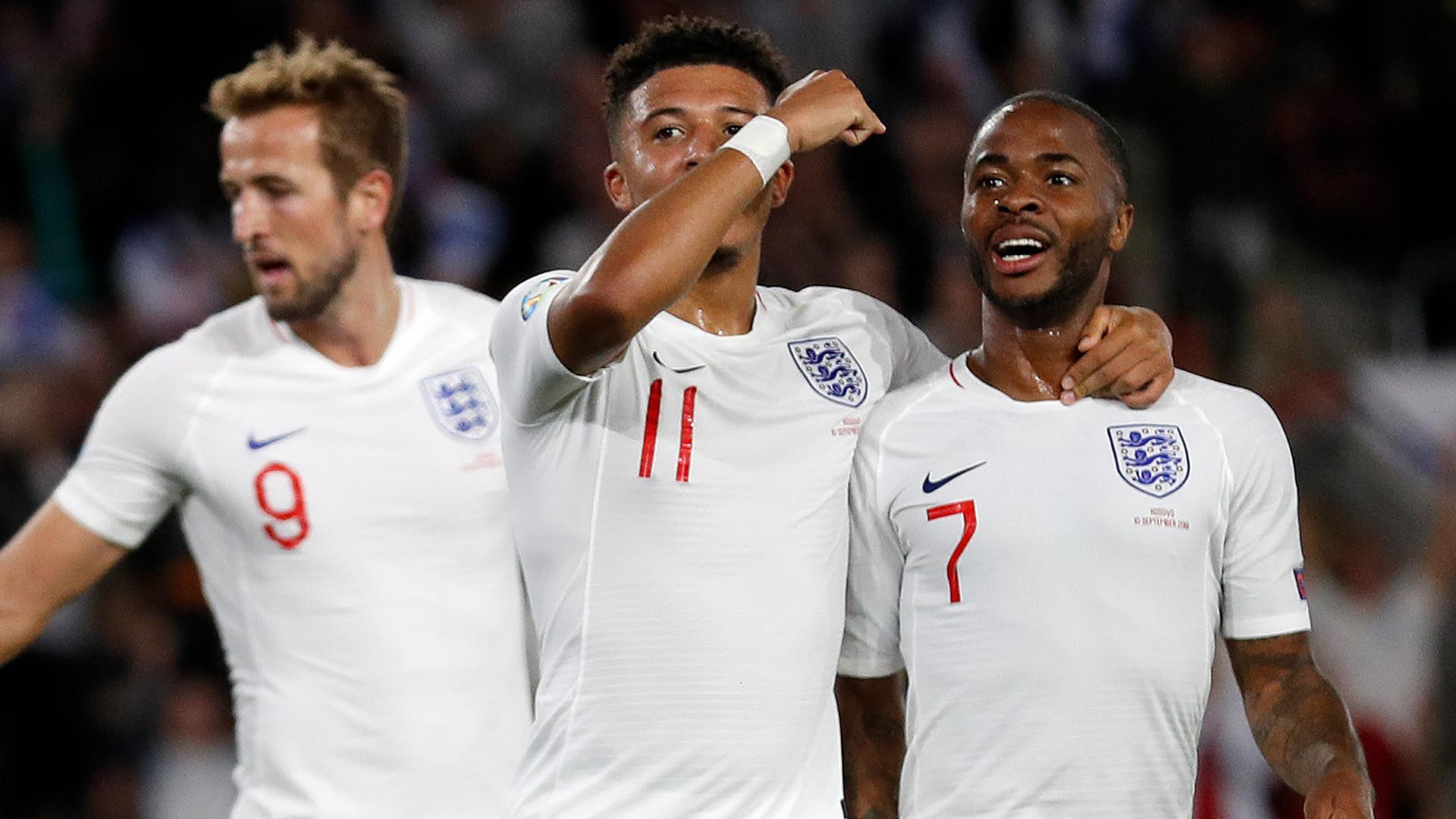 تصفيات يورو 2020 : انكلترا تفوز على ضيفتها كوسوفو بخماسية 24