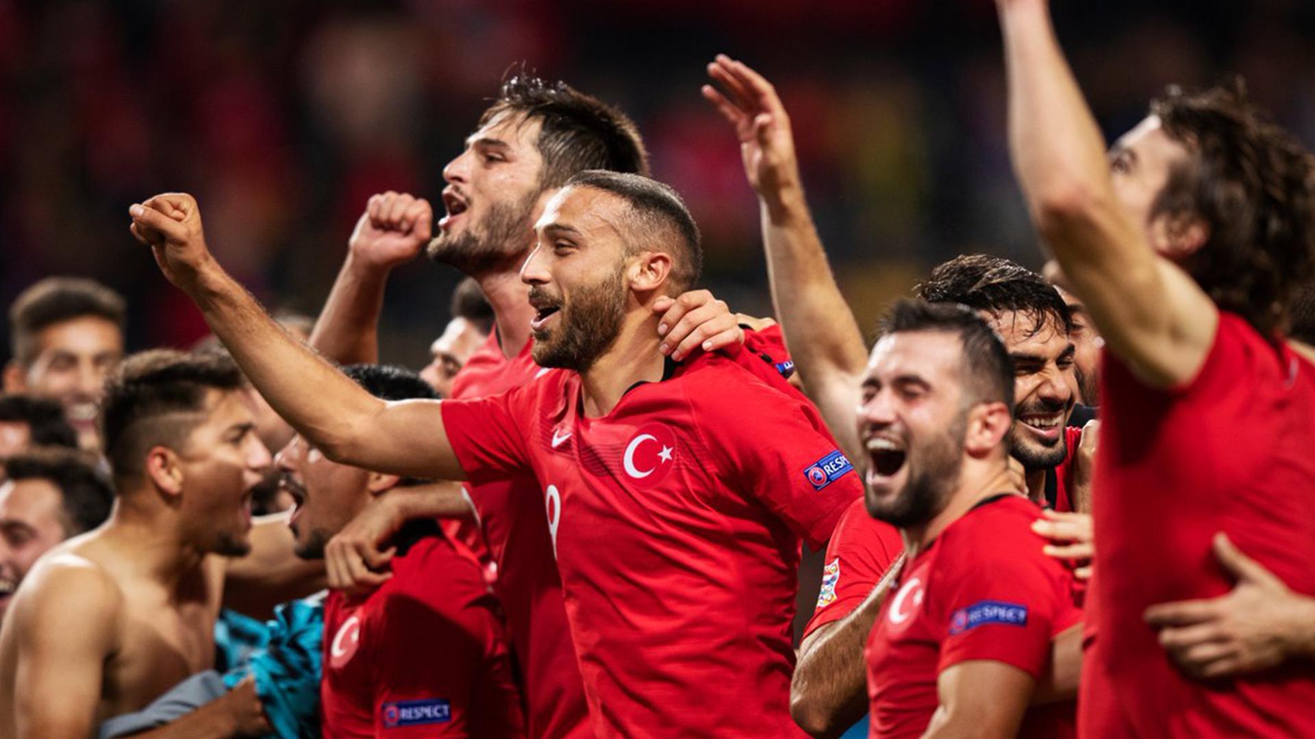 تصفيات يورو 2020 :  المنتخب التركي يفوز على مولدوفيا برباعية 24