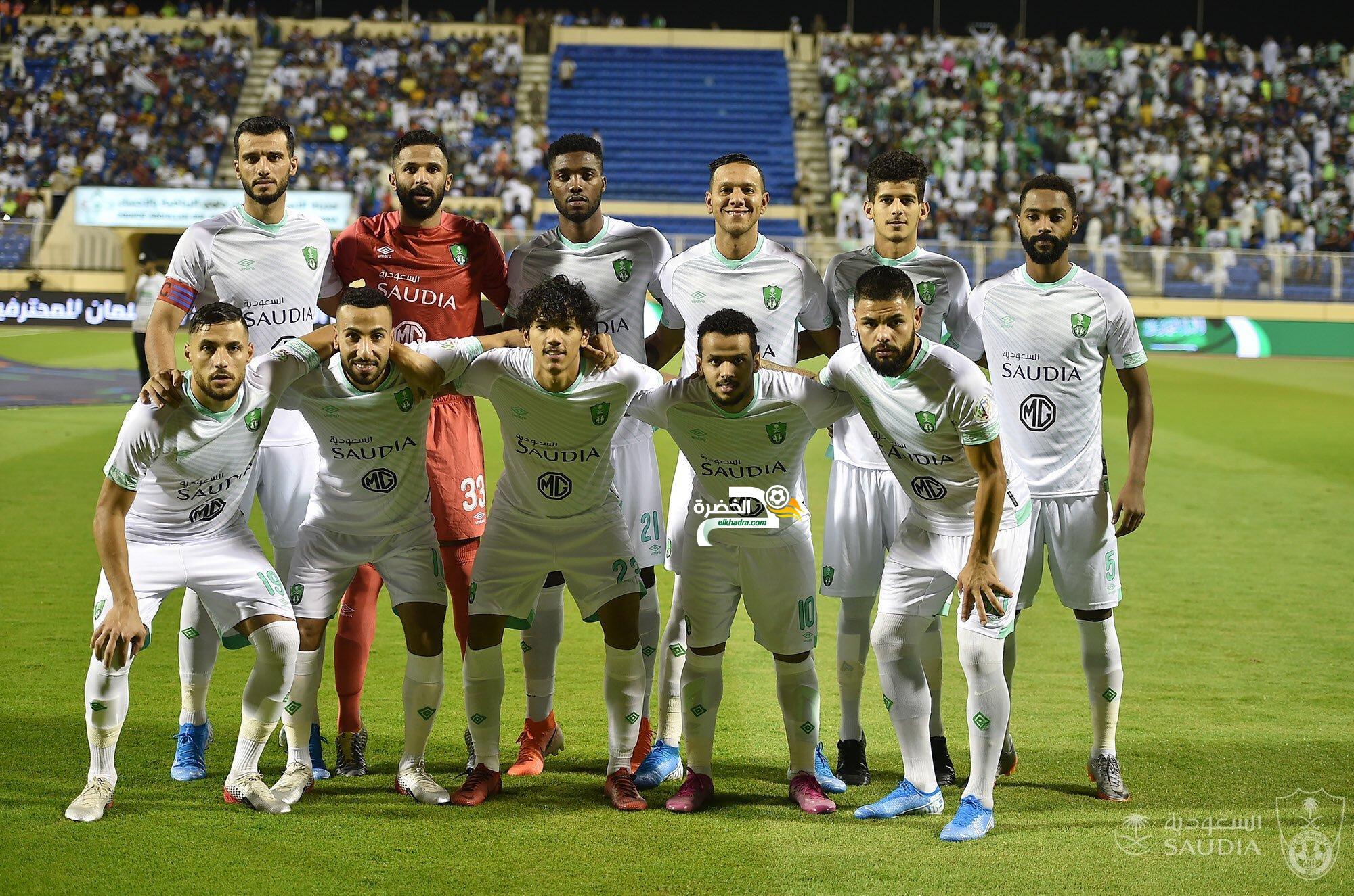 بلايلي أساسي في فوز الاهلي السعودي على الفتح 23