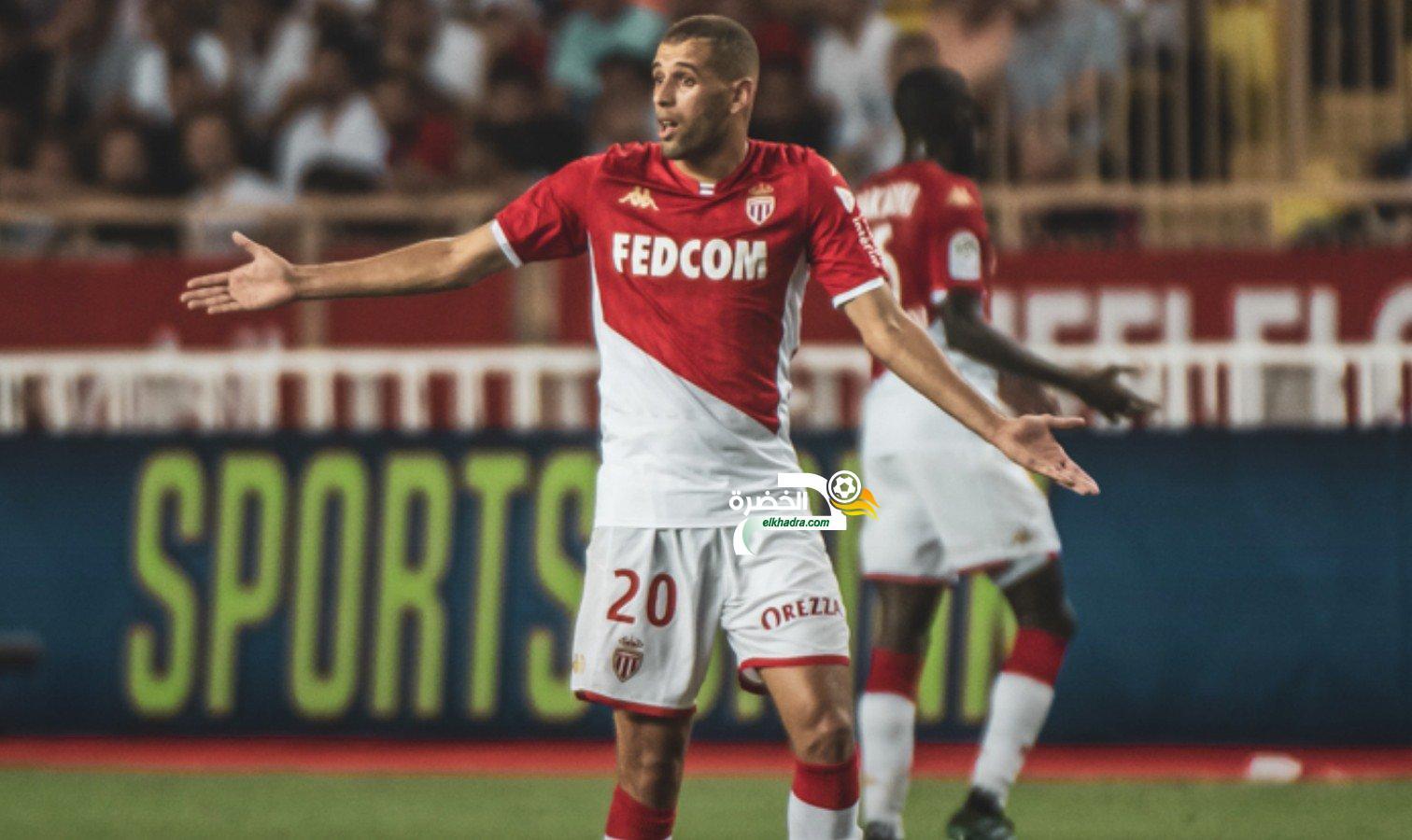 """سليماني : """" الكثيرون لم يؤمنوا بقدراتي عند انضمامي إلى موناكو وهذا ما ساعدني على التألق"""" 24"""