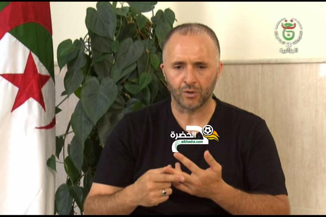 بالفيديو .. حوار التلفزيون الجزائري مع جمال بلماضي كاملا 24