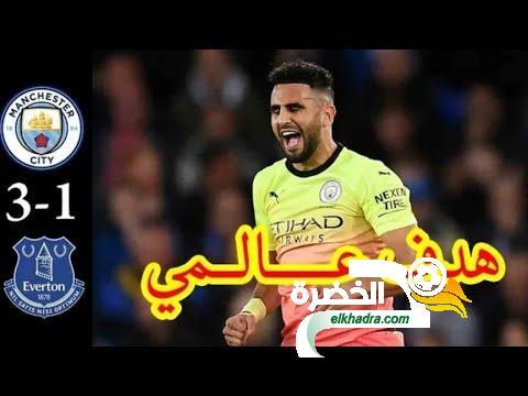 كل مافعله رياض محرز اليوم 2019/10/28 ضد ايـفرتـون 26