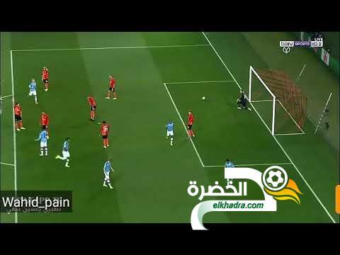 هدف رياض محرز اليوم ضد شاختار في دوري أبطال أوروبا 19