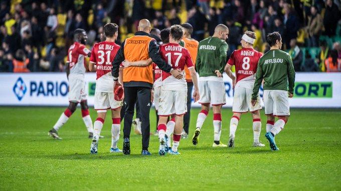 موناكو يعلن غياب إسلام سليماني عن مباراة مارسيليا 29