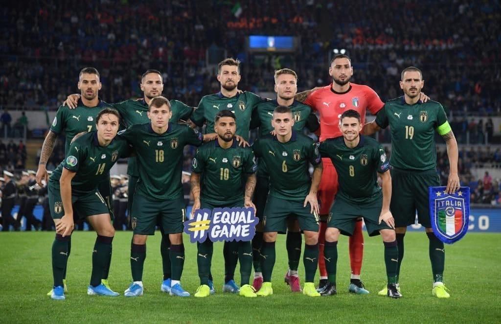 منتخب إيطاليا يفوز على اليونان ويتأهل لبطولة يورو 2020 18