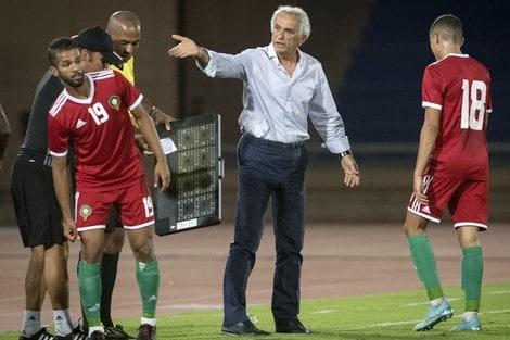 المغرب ينهزم وديا ضد غامبيا بهدف دون رد 29