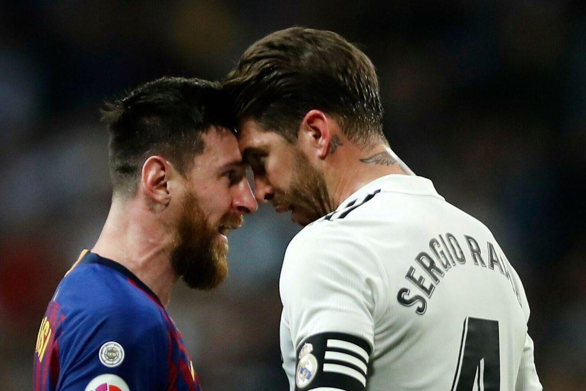 ملعب كامب نو يحتضن كلاسيكو الأرض بين برشلونة و ريال مدريد 30