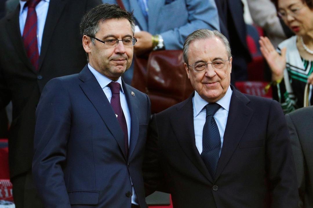 رابطة الدوري الإسباني تسعى لنقل مباراة الكلاسيكو 25