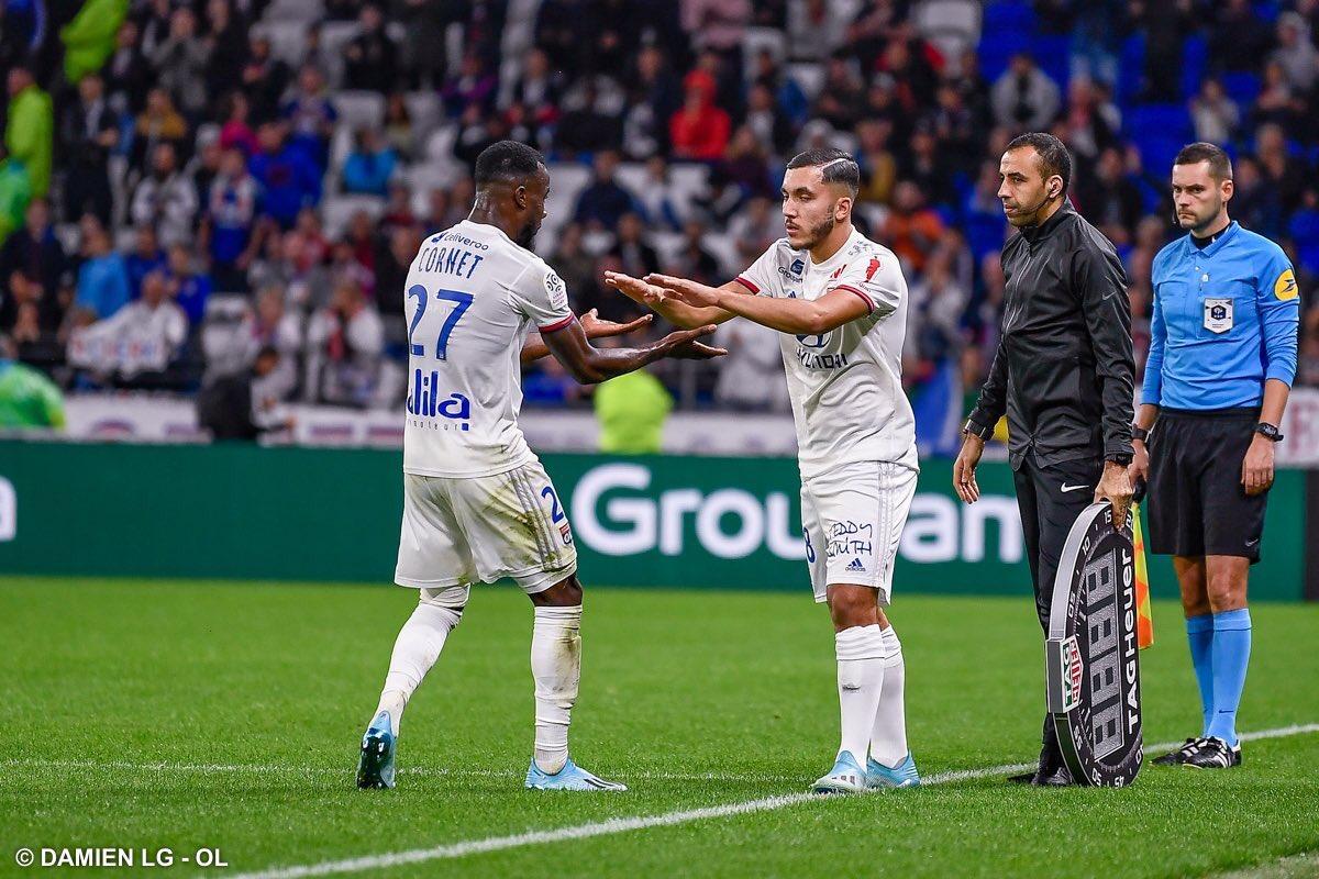 أولمبيك ليون يتعادل سلبيا أمام ديجون في أول مباراة لـ ريان شرقي 18