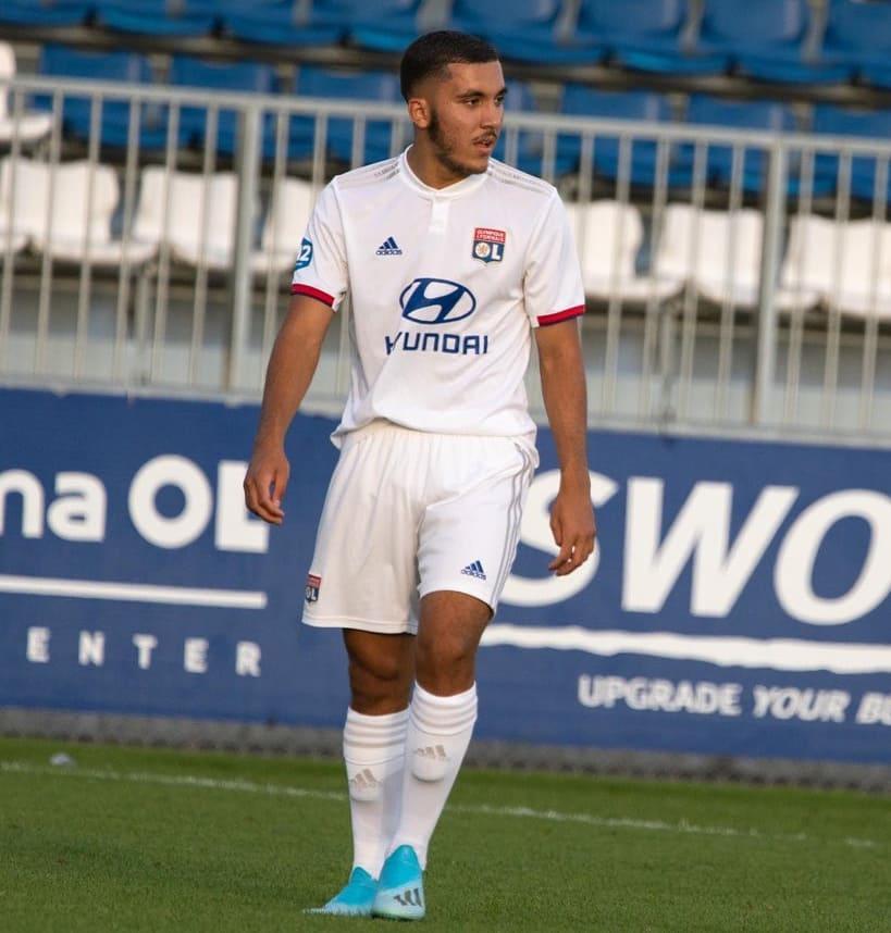 """الموهبة الجزائرية """" ريان شرقي """" يستدعي لأول لمباريات الليغ1 الفرنسية 27"""