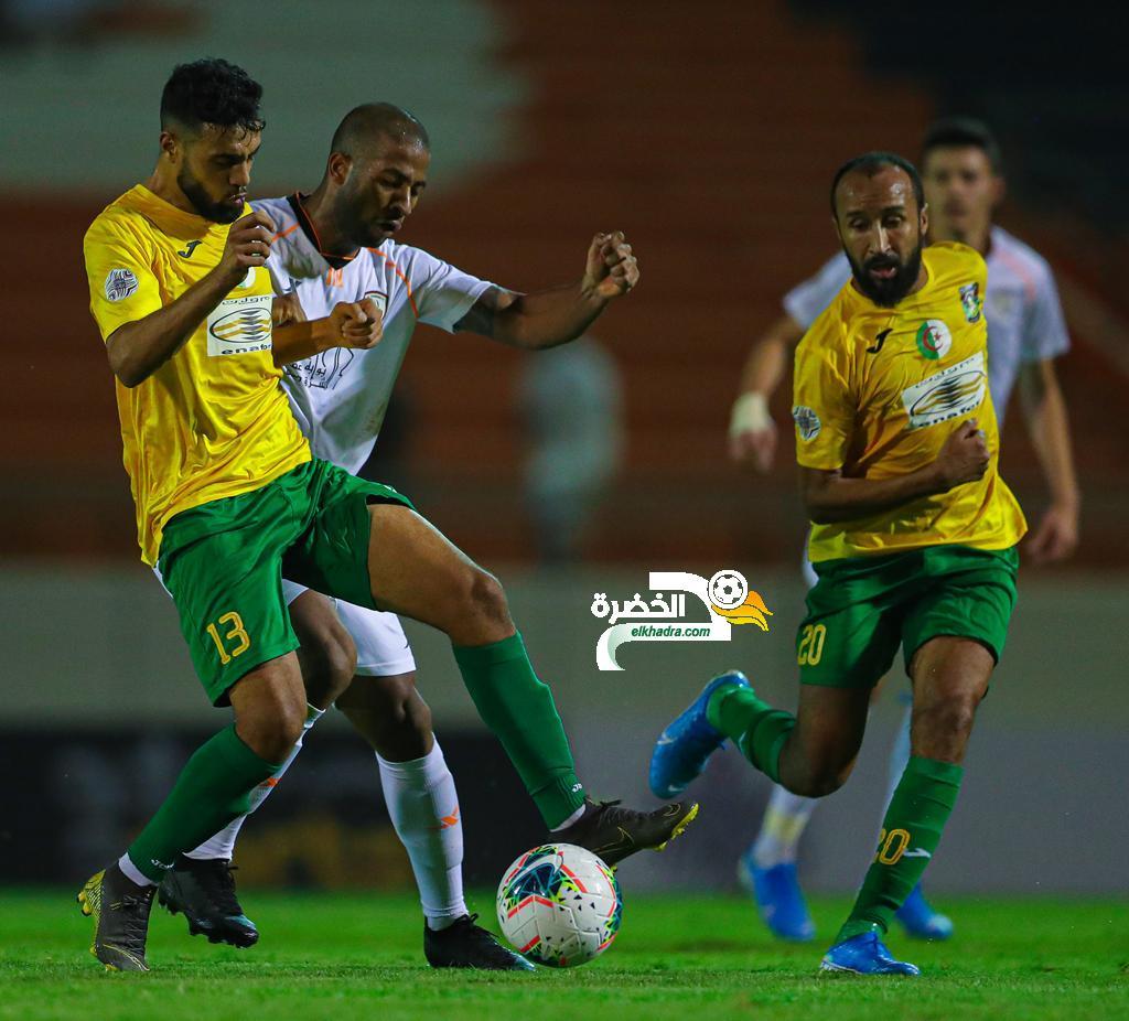 شبيبة الساورة خارج كأس الأندية العربية الأبطال 22