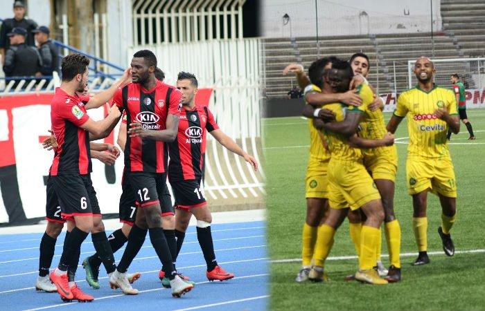 برنامج مباريات شبيبة القبائل وإتحاد العاصمة في دور المجموعات لدوري أبطال أفريقيا 24