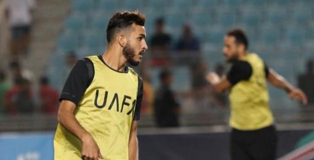 بدران يعود لأجواء التدريبات مع فريقه الترجي التونسي 20