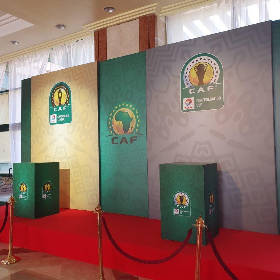نتائج قرعة الدور 32 مكرر من كأس الكونفدرالية الإفريقية 19