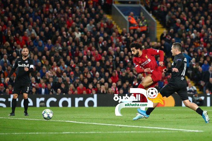 ليفربول يفوز على ضيفه ريد بول سالزبورج (4-3) 24