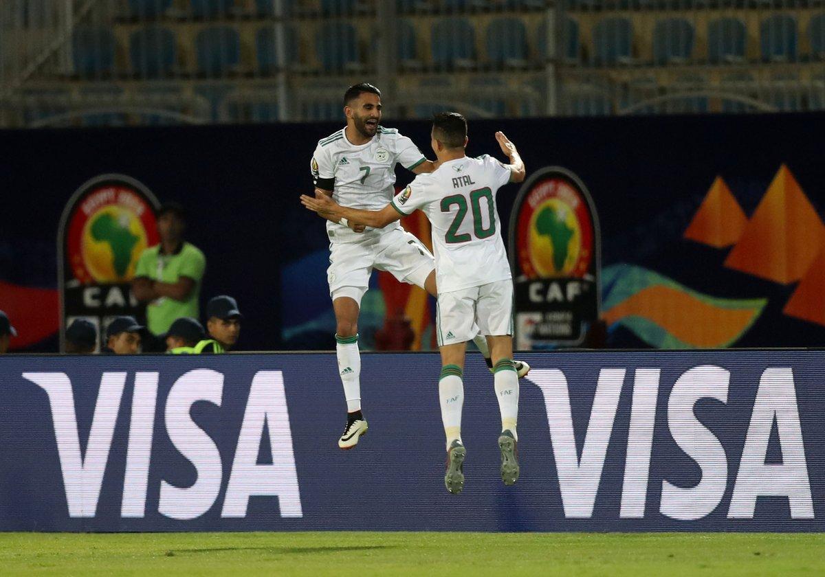 محرز وعطال ضمن التشكيلة المثالية لأغلى اللاعبين الأفارقة 22